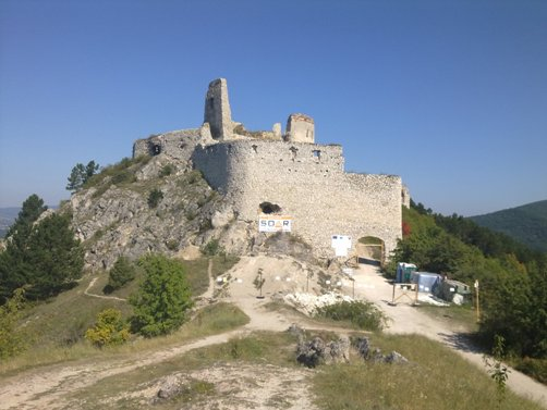 Cachticky hrad